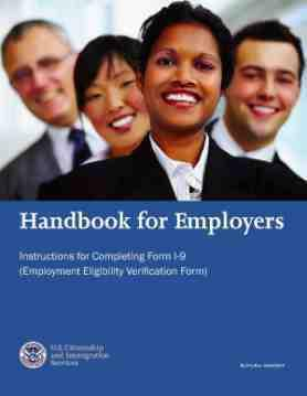 Handbook for Employers